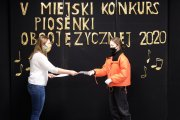 V Miejski Konkurs Piosenki Obcojęzycznej