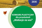 Powszechny Spis Rolny - konkurs dla przedszkolaków