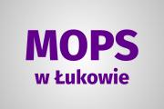 MOPS apeluje do mieszkańców