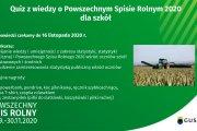 Powszechny Spis Rolny - weź udział w konkursie z nagrodami