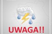 Ostrzeżenie meteorologiczne - 5.10.2020 r.
