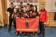 """Dwa Mistrzostwa Polski dla """"naszych"""""""