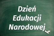 Dzień Edukacji Narodowej - życzenia