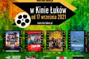 Kino Łuków zaprasza