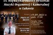 Ostatni koncert organowy już w niedzielę