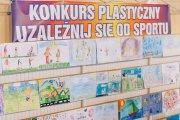 """""""Uzależnij się od sportu"""" - konkurs plastyczny"""