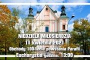 Obchody 100-lecia powstania Parafii Podwyższenia Krzyża Świętego w Łukowie