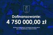 4,75 mln zł dla Łukowa