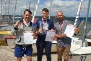 Łukowianie Mistrzami Polski w żeglarstwie