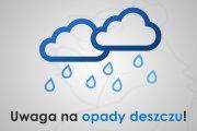 Ostrzeżenie przed opadami deszczu 17 i 18 września